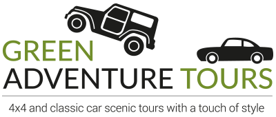 Green Adventure Tours Logo